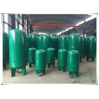 Quality Stable Pressure Air Compressor Receiver Tank , Air Compressor Vertical Storage for sale