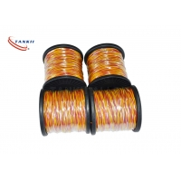 China Type K Thermocouple Extension Cable 2*0.711mm For Heating Element wholesale