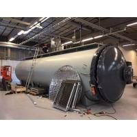 China High Performance Carbon Fiber Autoclave 1.5X4M For Aviation New Condition wholesale