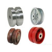 China Cast Iron Caster Wheels on sale