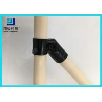 China 45 Degree Angled Pipe Connector Flexible Pipe Joint For Diy Pipe Rack HJ-9 wholesale