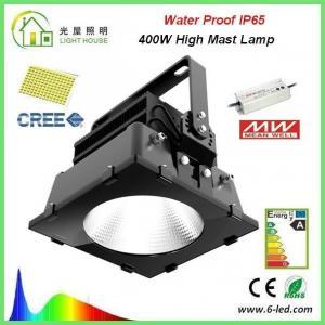 China 400W Flood Light IP 66 LED High Mast Lighting AC 85 – 277 V ISO9001 wholesale