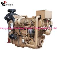 Buy cheap CCEC Cummins Turbo-Charged KT19-P500 Industrial Diesel Engine ,For Water Pump,Sand Pump,Mixer Pump from wholesalers