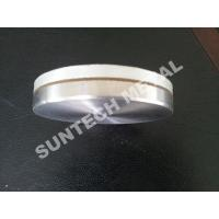 Buy cheap Explosion Bonded Clad Plate C1100 / 304L Aluminum Copper Stainless Steel from wholesalers