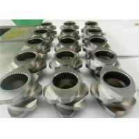 Buy cheap 120mm Screw Elements For Co Rotating Twin Screw Extruders from wholesalers