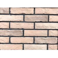 China Natural Clay Fired Thin Brick Veneer Interior Walls Building Materials With Antique Type wholesale