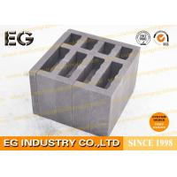 High Accuracy Custom Graphite Molds With Low Ash Content Fine Grain Carbon