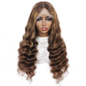 China Virgin Brazilian Remy Human Hair Full Lace Wig Full Lace Remy Human Hair Wigs wholesale