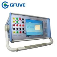 China PORTABLE THREE PHASE SECONDARY CURRENT INJECTION PROTECTION RELAY TESTER WITH Harmonic test on sale