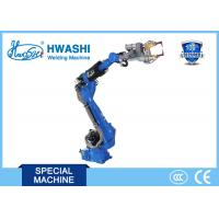 China 210kg Payload 6-axis Vertically Articulated Robot Optimized for Spot Welding on sale