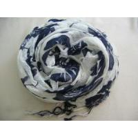 China Fashion Printed Polyester Scarf (HP-C009) wholesale