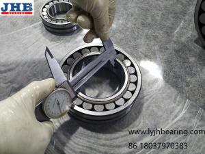 China Spherical Roller Bearings 22217EKW33 85*150*36MM tapered bore with steel cage wholesale