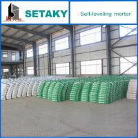 China self-leveling compounds to install wood flooring system wholesale