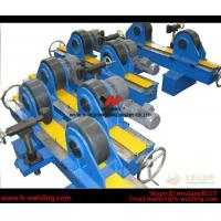 China Boiler / Tank Welding Rolls , Pipe Rotators for Welding High Precision and High Speed wholesale