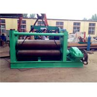 China Flattened Expanded Metal Sheet Making Machine 800mm - 2500mm Working Width on sale