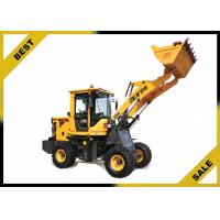 China 2.5 Ton Spacious Cabin Front Loader Tractor With Comfortable Air Conditioning System wholesale