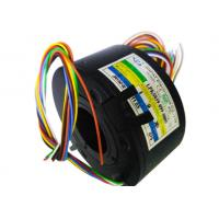 China 17 Circuits Pancake Slip Ring of Engineerinng Plastic Housing with Low Friction for Medical Equipment wholesale