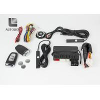 China Silent For Keyless Entry Remote Start For Car Engine Start Stop System wholesale