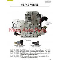 China Auto transmission 46RE 47RE 48RE sdenoid valve body good quality used original parts wholesale
