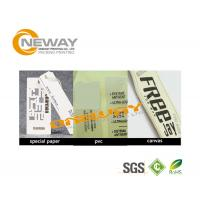 Buy cheap Full Colour Printed Bottle Neck Custom Label Tags for Product Display product