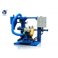 China Blue Tire Buffing Machine , Auto Buffing Machine For Buffing Tread Rubber on sale