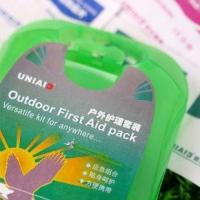 Quality outdoor first aid pack,Emergency first aid kit pack for sale