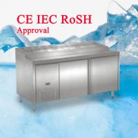 Quality Stailess Steel Kitchen Refrigerator Cooler,Commercial Refrigerator Freezer  for sale