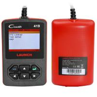 Quality Launch CReader 419 DIY Scanner OBDII / EOBD Auto Diagnostic Scan Tool Code Reader for sale