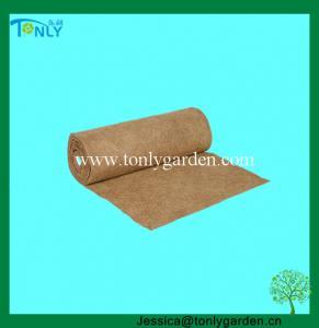 China Coco Roll Mat ,Coconut  Fiber Ice Carpet on sale