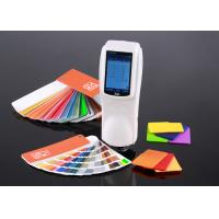 China X - Rite Hand Held Paint Matching Spectrophotometer For Colour Value Comparison wholesale