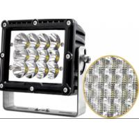 China Square  60w Car LED Headlights For Truck SUV ATV CE RoHS Certification wholesale