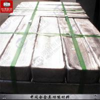 China Magnesium Zinc Aluminum Alloy Solid Appearance With 1.9 G/Cm3 Density wholesale