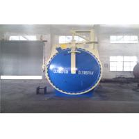China Safety Rubber / Wood Chemical Autoclave Door For Vulcanizing Industrial ,φ2m wholesale