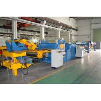 China PLC Control HRC Metal Cut To Length Machine With Leveling Function Automatically wholesale