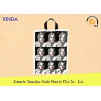 China Low MOQ die cut handle bags excellent printing quality short delivery time wholesale