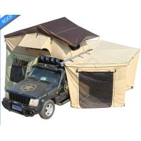 China 4WD accessories solar rooftop 4x4 car camping tent on sale