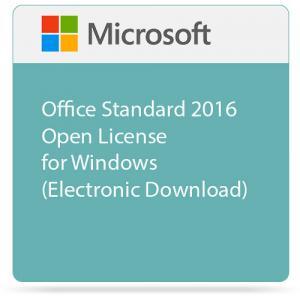 Microsoft Office 2016 Key Code Standard Edition Software Assurance Digital