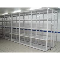 Buy cheap Light duty Long Span Metal Pallet Rack for Industrial Warehouse Storage from wholesalers