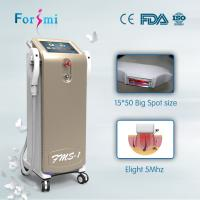 China laser hair removal devices e light ipl rf system hair remover big spot wholesale