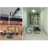 China GTWZ6-1006 Hydraulic Lift Ladder Single Mast Mobile Elevating Working Platform wholesale