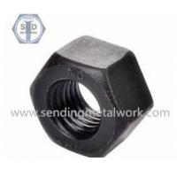China ASTM A194 2HM Heavy Hex Nuts Structure Nut on sale