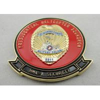 Quality Two Tons Plating 3D Copper / Zinc Alloy / Pewter US Marine Corps Coin for Commemorative, Corps, Club for sale