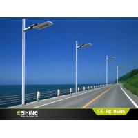 China 7W / 22W Solar Led Street Lights Easy Installation With Stainless Steel Pole wholesale
