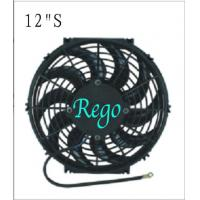 China 304mm 12V High Cfm Universal Electric Radiator Fans For BMW / Mercedes Benz wholesale