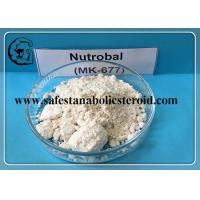 Buy cheap Raw Bodybuilding Sarms Powders MK-677 Ibutamoren For Increased Muscle Gains product