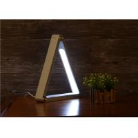 China Wireless Charging Indoor Led Desk Lamps For Dc5v Devices , Triangle Fashion Designed wholesale