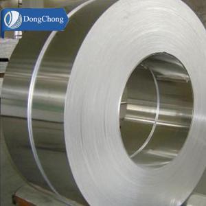China Rust Proof Aluminium Coil Strip For Aluminium Plastic Pipe / Tube CC DC Material wholesale