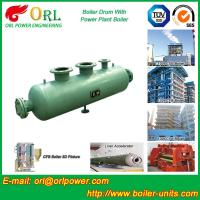 China Coal Fired CFB Boiler Drum High Strength , Water Tube Boiler Drum 100 T wholesale