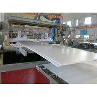China Electric PP Foam Plastic Sheet Making Machine Unique Stable Performance wholesale