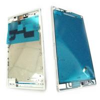 China Front Frame Cover Housing for Sony Xperia Z Ultra, LT39i White wholesale